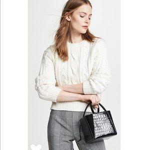 Trademark Black Dorthea Box Bag